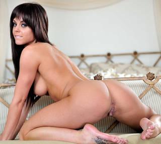Nude vagin féminin.
